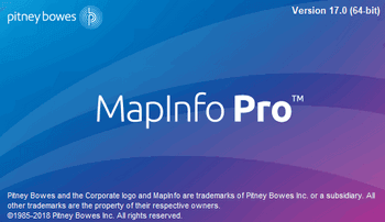MapInfo Professional